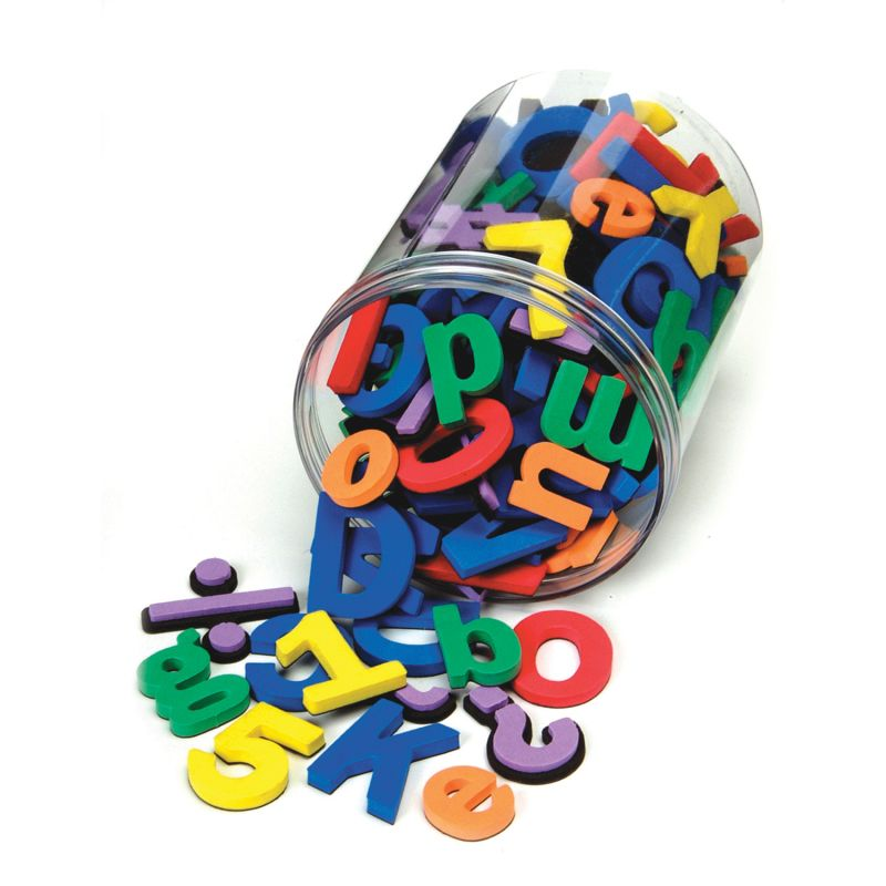 WonderFoam® Magnetic Letters and Numbers