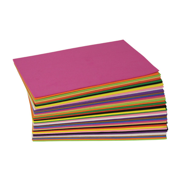 Creativity Street® WonderFoam® Sheets